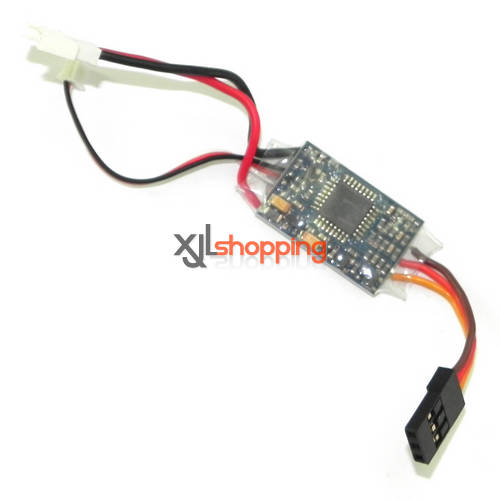 V977 Brushless ESC WL Wltoys V977 helicopter spare parts