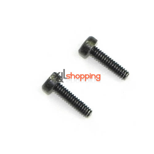 V977 fixed screws for the main blades WL Wltoys V977 helicopter spare parts