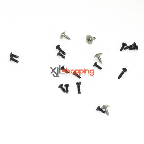 X30 X30V screws pack xinxun x30 x30v quadcopter ufo spare parts