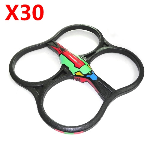 X30 body cover xinxun x30 quadcopter ufo spare parts