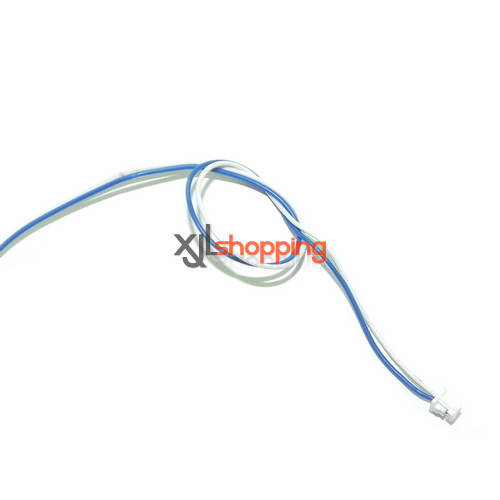 X30 X30V light wire plug xinxun x30 x30v quadcopter ufo spare parts