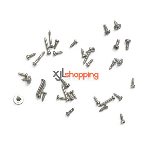 X5C screws pack SYMA X5C quadcopter spare parts