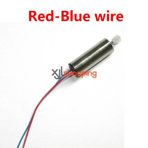 Red-Blue wire X5C main motor SYMA X5C quadcopter spare parts