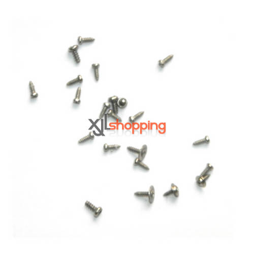 X7 screws pack SYMA X7 quadcopter spare parts