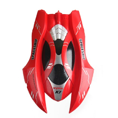 Red X7 upper cover SYMA X7 quadcopter spare parts