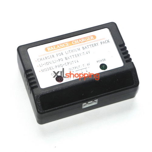 YD-712 YD-712C balance charger box Attop toys YD-712 YD-712C AT-788 quadcopter avatar aircraft spare parts