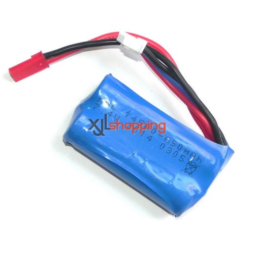 YD-712 YD-712C battery 7.4V 650mAh JST plug Attop toys YD-712 YD-712C AT-788 quadcopter avatar aircraft spare parts