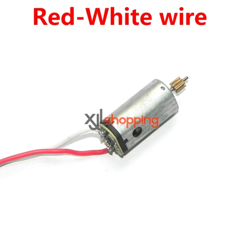 Red-White wire YD-712 YD-712C main motor Attop toys YD-712 YD-712C AT-788 quadcopter avatar aircraft spare parts