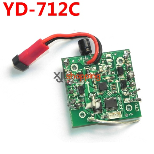 YD-712C pcb board Attop toys YD-712C AT-788 quadcopter avatar aircraft spare parts