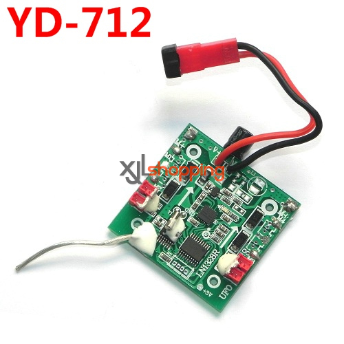YD-712 pcb board Attop toys YD-712 quadcopter avatar aircraft spare parts