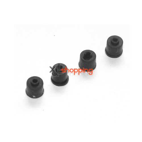 YD-712 YD-712C rubber fixed set Attop toys YD-712 YD-712C AT-788 quadcopter avatar aircraft spare parts