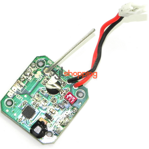 YD-716 pcb board Attop toys YD-716 UFO Quadcopter spare parts