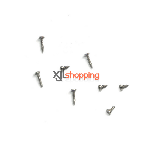 YD-928 screws pack Attop toys YD-928 UFO Quadcopter spare parts