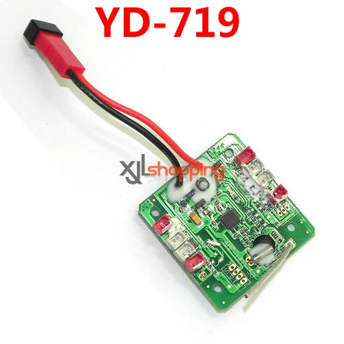 YD-719 pcb board Attop toys YD-719 UFO Quadcopter spare parts