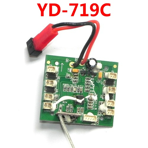 YD-719C pcb board Attop toys YD-719C UFO Quadcopter spare parts