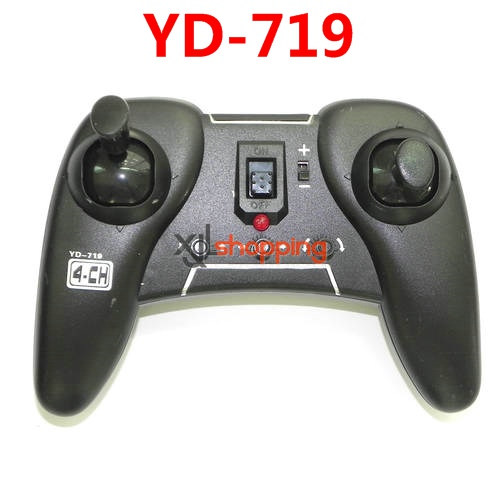 YD-719 transmitter Attop toys YD-719 UFO Quadcopter spare parts