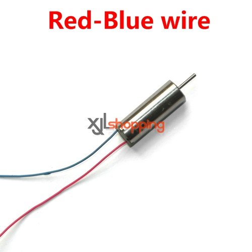 Red-Blue wire YD-928 main motor Attop toys YD-928 quadcopter spare parts