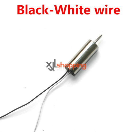 Black-White wire YD-928 main motor Attop toys YD-928 quadcopter spare parts