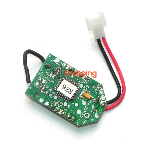 YD-928 pcb board Attop toys YD-928 quadcopter spare parts