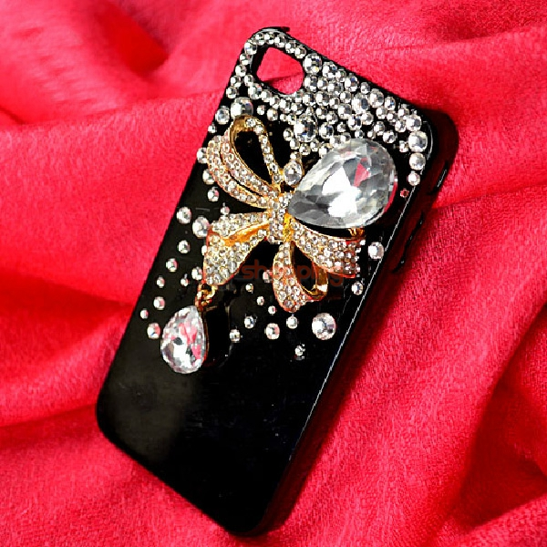 Mobile phone shell deco: Brooch version material package