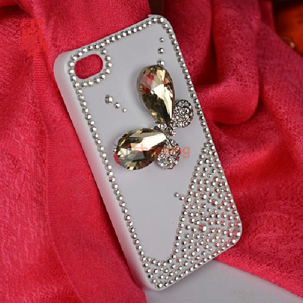 Mobile phone shell deco: Small bowknot section material package
