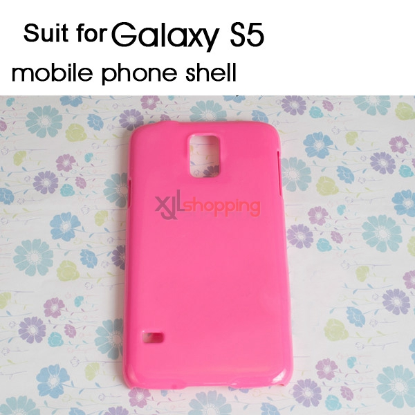 Candy-colored mobile phone shell [for Galaxy S5]