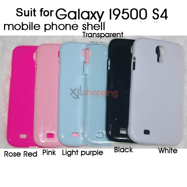 Candy-colored mobile phone shell [for Galaxy I9500 S4]