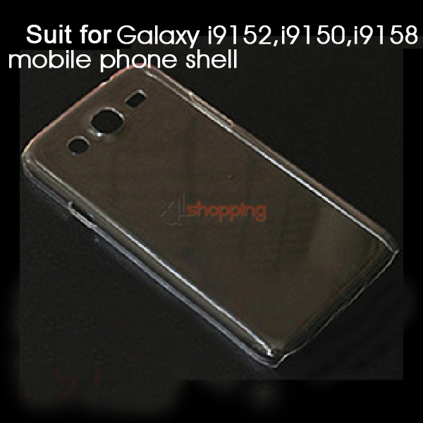 Candy-colored mobile phone shell [for Galaxy i9152,i9150,i9158]