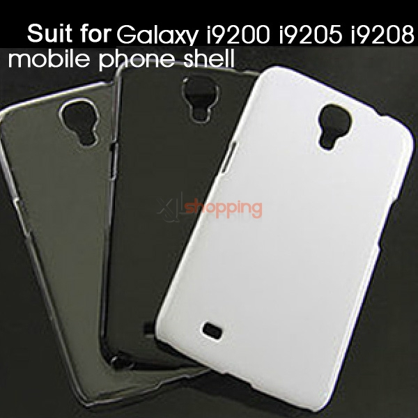 Candy-colored mobile phone shell [for Galaxy i9200 i9205 i9208]