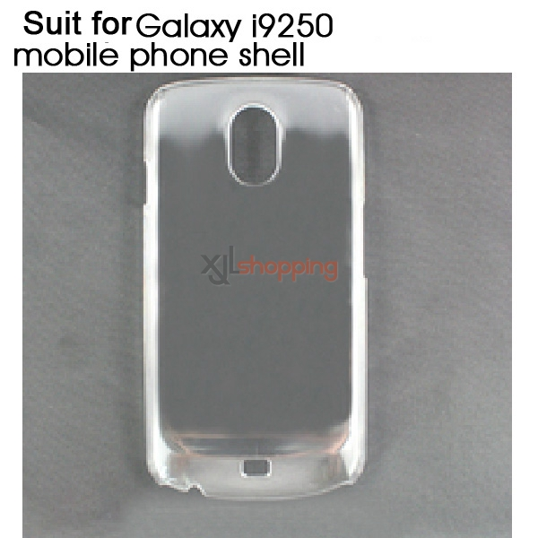 Candy-colored mobile phone shell [for Galaxy i9250]