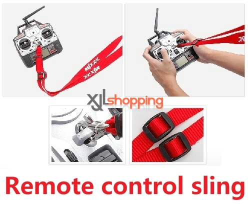 Remote control sling