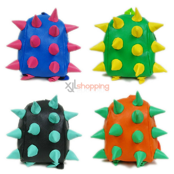 Super hedgehogs shoulders backpack