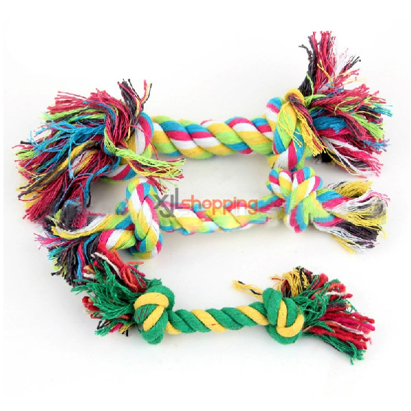 cotton rope toys, pet supplies【3pcs】