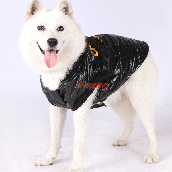 Pet warm cotton vest