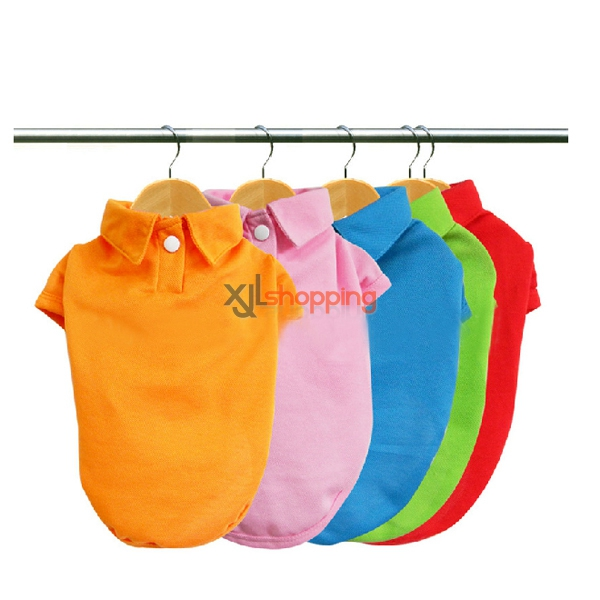 Pet Spring polo shirt