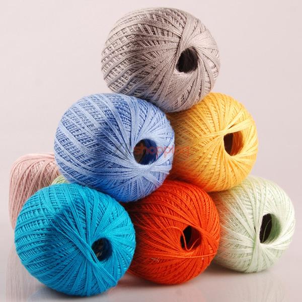 Lace Yarn Crochet Cotton Yarn Silk Linen Yarn Lace Yarn 01